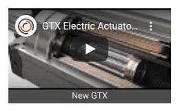 Video GTX Elektrozylinder Aufbau