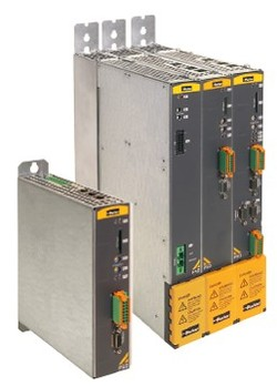 PSD ETHERCAT SINGLE- UND MEHRACHS-SERVODRIVES